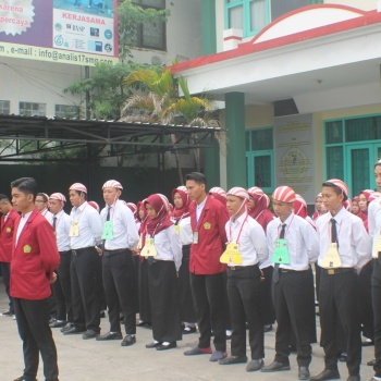 Kegiatan Program Pengenalan Kampus Kepada Mahasiswa Baru