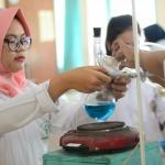 Praktikum di Laboratorium 2018